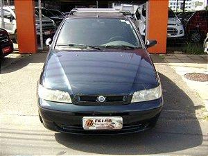 palio ex 2003/2003 com: ar-condicionado, direção hidraulica, vidros e travas, limpador traseiro