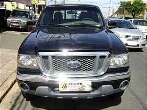 ranger xlt 2006/2007 com: ar-condicionado, direção hidraulica, vidros e travas eletricas, diesel,