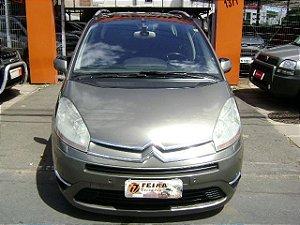 c 4 piccaso exc aut 2008/2009 com: completa, top de linha, 07 lugares, cambio automatico, teto panoramico