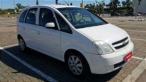 meriva maxx 1.4 2011/2012 com: ar-condicionado, direção hidraulica, vidros e travas eletricas, limpador e desembaçador traseiro, radio cd, airbag-duplo, motor 1.4 flex