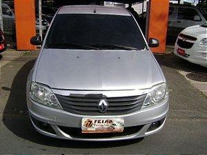 logan expression 1.0 2011/2012 com: ar-condicionado, direção hidraulica, vidros e travas eletricas, desembaçador traseiro, motor 1.0 flex