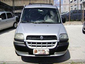 doblo ex 2004/2005 com: ar-condicionado, direção hidraulica, vidros e travas eletricas, 07 lugares, revisada, gnv atualizado,