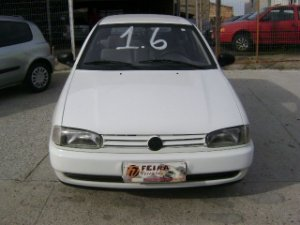 gol cl 1.6 mi 1997/1997 com: basico, motor 1.6 ap, gasolina