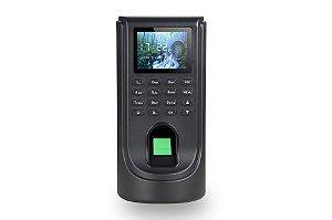 Controle de acessos biométrico e senha