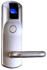 Fechadura Biométrica E Cartão Rfi Eletrônica - TD900