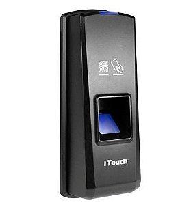 Controle De Acesso Digital Biométrico E Cartão Rfi T5Pro