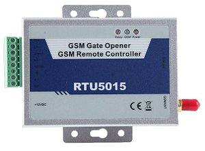 Controle de Acessos GSM