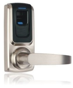 Fechadura biométrica Tidal V013