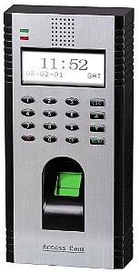 Controle de acesso biométrico e senha TD708