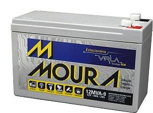 Bateria Moura VRLA 12 Volts x 9 Ah