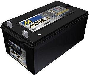 Bateria estacionária Moura Nobreak 220 Ah