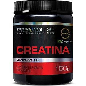 Creatina Creapure 150g Probiótica