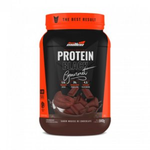 Protein Black Gourmet 840g Mousse De Chocolate