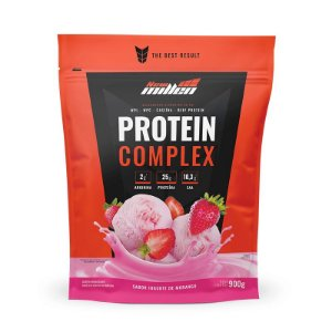 Protein Complex 900g Iogurte De Morango