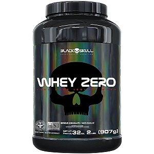 Whey Zero 900g Pt Chocolate