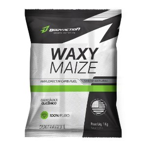 Waxy Maize 1kg Natural Bodyaction