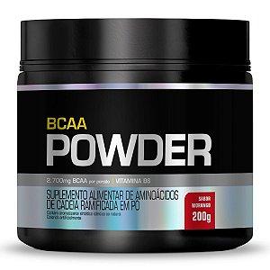 Bcaa Powder 200g Morango