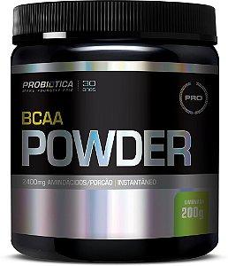 Bcaa Powder 200g Ice Lemonade