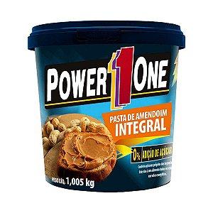 Pasta De Amendoim 1kg Power1one Lisa