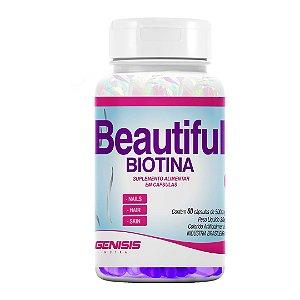 Beautiful Biotina 60 Caps