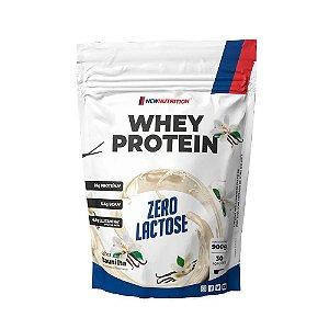 Whey Zero Lactose 900g Baunilha Newnutrition