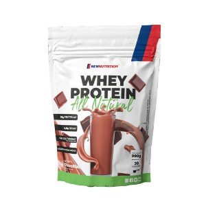 Whey Protein 900g Chocolate All Natural