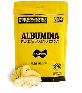 Albumina 500g Banana Naturovos