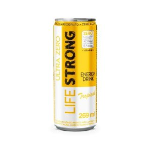 Life Strong Energy Drink 269ml Tropical
