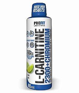 L-carnitine 2300 Chromium 480ml  Limao