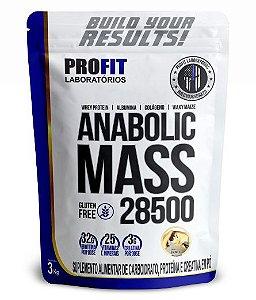 Anabolic Mass 28500 3kg Baunilha