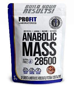 Anabolic Mass 28500 3kg Chocolate