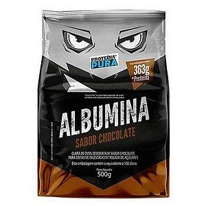Albumina 500g Chocolate Proteina Pura