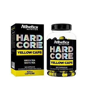 Hardcore Yellow 120 Caps Atlhetica