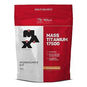 Mass Titanium 3kg Vitamina De Frutas