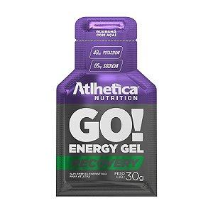 Go! Energy Gel 30g Guarana Com Acai