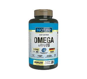 Omega Ultra Tg 1200mg 120 Caps