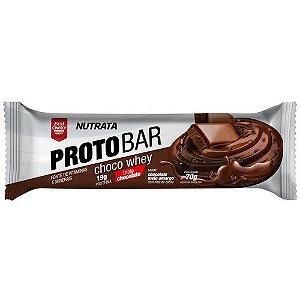 Proto Bar 70g Choco Whey Nutrata