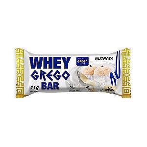 Whey Grego Bar 40g Beijinho