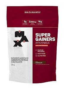Super Gainers 3kg Chocolate