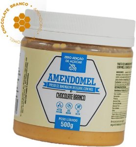 Pasta De Amendoim 500g Choc/bran