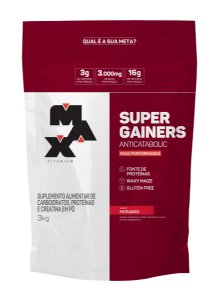 Super Gainers 3kg Morango