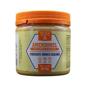 Pasta De Amendoim 1kg Choc/bran Crocante