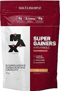 Super Gainers 3kg Vitamina De Frutas