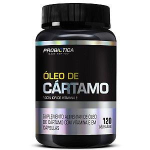 Oleo De Cartamo Pt 120 Caps Probiotica