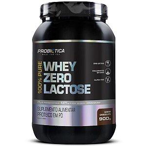 100% Pure Whey Zero Lactose Pt 900g Chocolate
