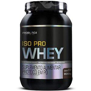 Iso Pro Whey Pt 900g Chocolate