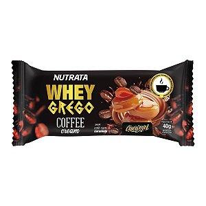 Whey Grego 40g Caffee Caramel