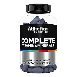Complete Vitamineminerals 100 Tabs