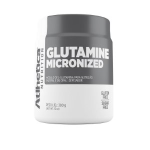 Glutamine Micronized 300g Atlhetica