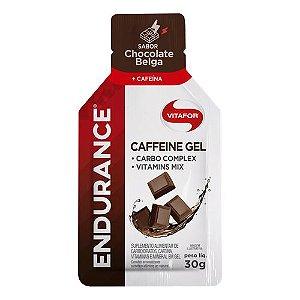 End Caffeine Gel 30g Chocolate Belga